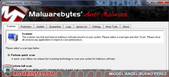 Malwarebytes Anti-Malware PRO 1.70.0.1100 Final Incl. Keygen-P2P | Rosarienses, Villa del Rosario