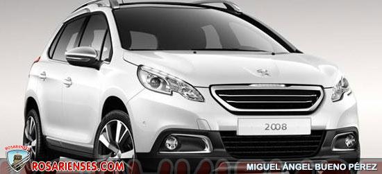 Peugeot 2008, primeras imágenes filtradas | Rosarienses, Villa del Rosario